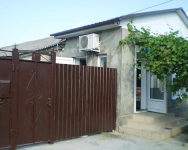Дом на лето в Анапе